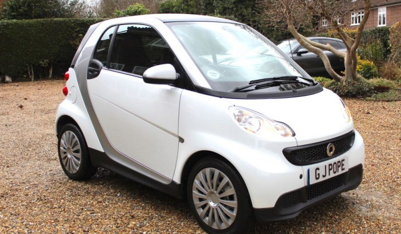 2012 Smart Fortwo PURE full