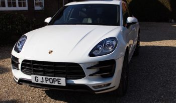 2017 PORSCHE MACAN v6 TURBO :: SOLD :: full