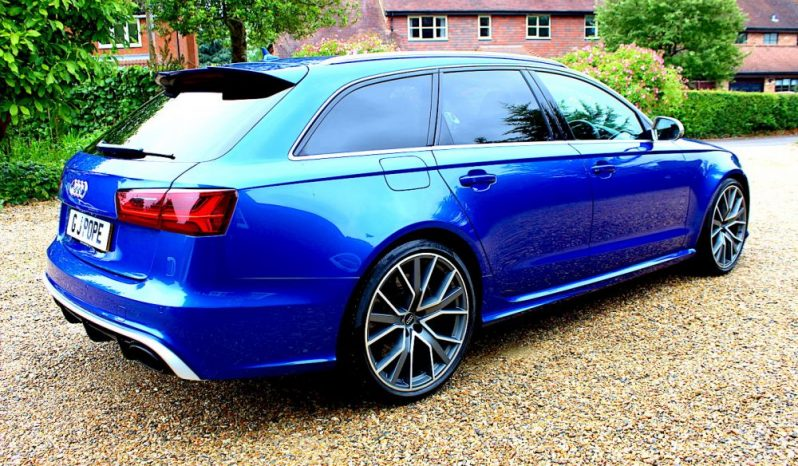 2016 RS6 PERFORMANCE :SOLD: full