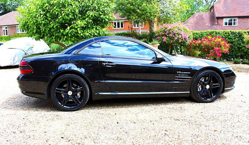 2006 MERCEDES SL55 :SORRY NOW SOLD: full