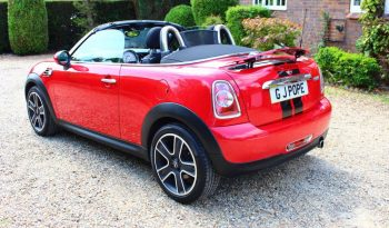 2012 MINI ROADSTER 1.6 : SOLD: full