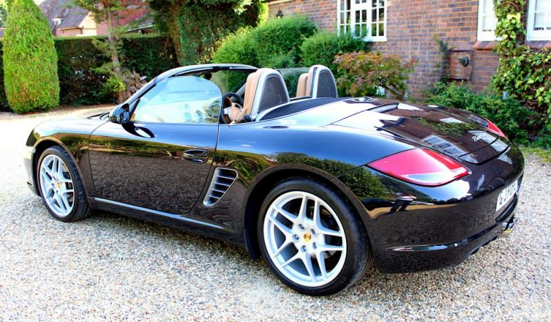 2009 PORSCHE BOXSTER 2.9 987 :SORRY NOW SOLD: full