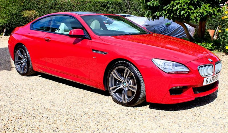2014 BMW 6 SERIES 4.4 650I COUPE full