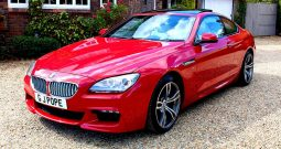 2014 BMW 6 SERIES 4.4 650I :SOLD: