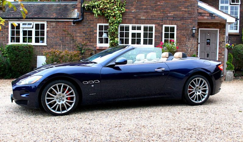 2011 MASERATI GRANCABIO :SOLD: full