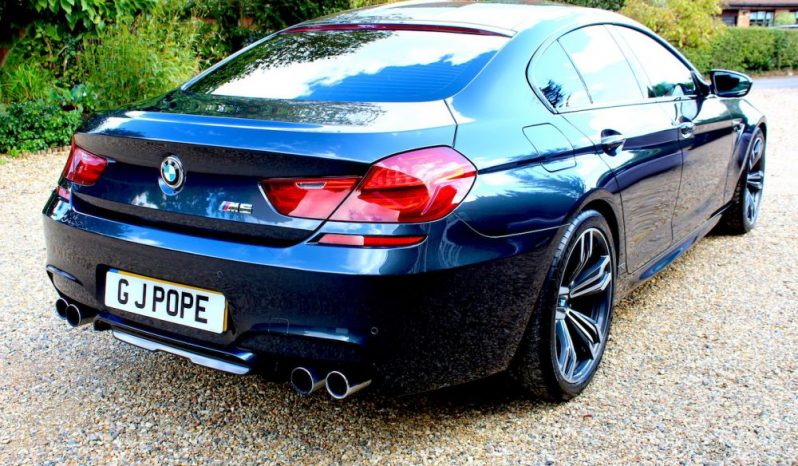 2014 BMW GRAND COUPE 4.4 M DCT 4DR full