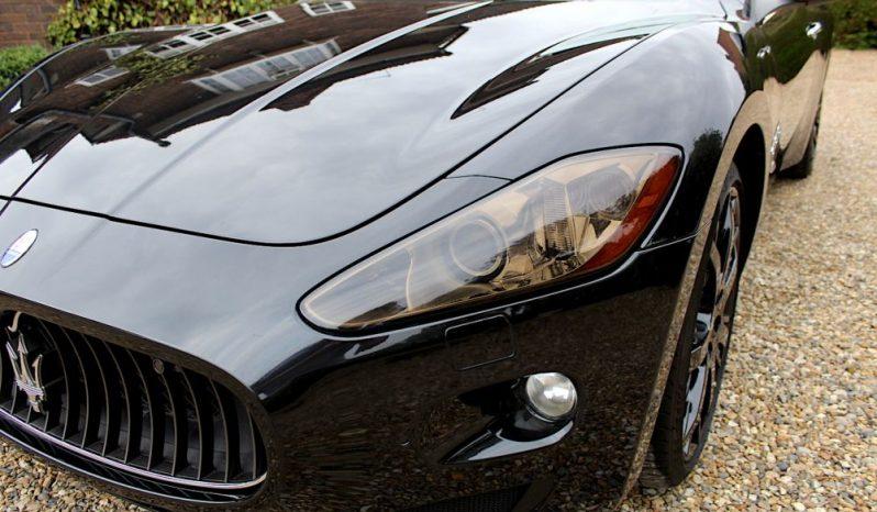 2011 MASERATI GRANCABRIO 4.7 V8 AUTO full