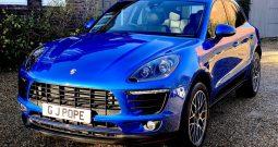 2015 PORSCHE MACAN 3.0 TD V6 S PDK 4WD