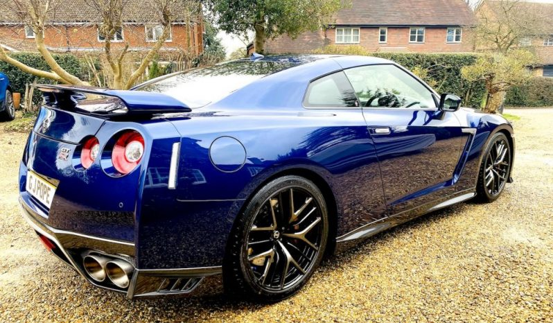 2017 NISSAN GT-R 3.8 V6 RECARO:SOLD: full