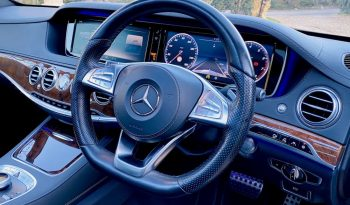 2015 MERCEDES-BENZ 4.7 S500 AMG LINE L (EXECUTIVE) full