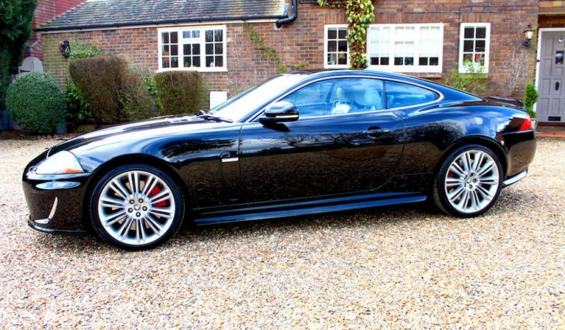 2010 JAGUAR XKR 5.0 :SOLD: full