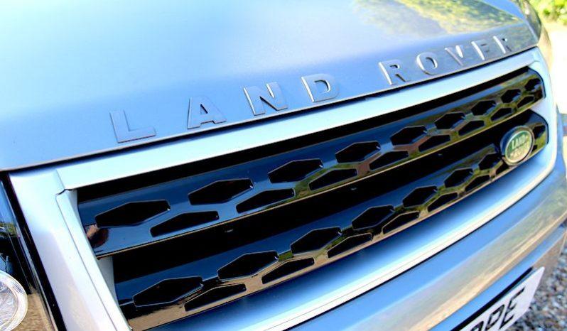 2012 LAND-ROVER FREELANDER 2.2 SD4 HSE LUXURY full