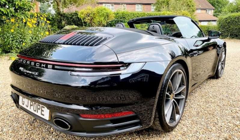 2019 PORSCHE 992 CARRERA 4S:SOLD: full