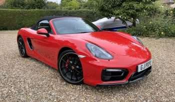 2015 PORSCHE BOXSTER 981 GTS :SOLD: full