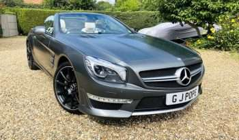 2013 MERCEDES-BENZ SL63 AMG :SOLD: full