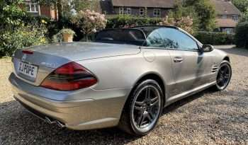 2004 MERCEDES-BENZ SL65 AMG V12 full