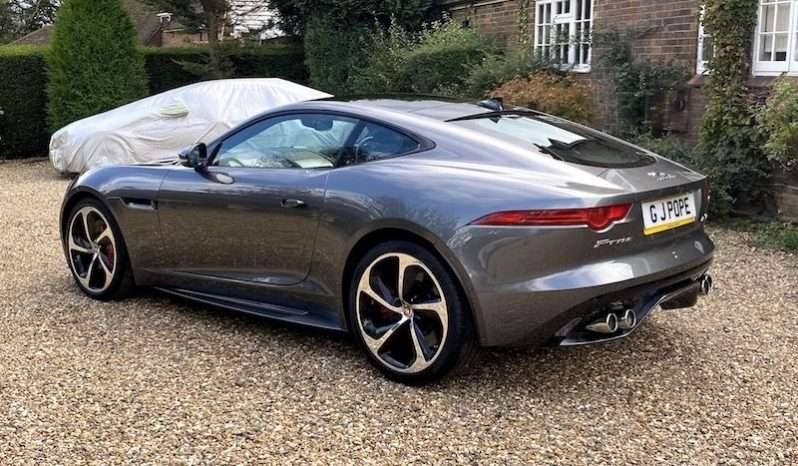 2016 JAGAUR F-TYPE  5.0 AWD :SOLD: full