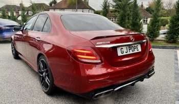 2017 MERCEDES-BENZ 4.0 E63S (PREMIUM) full