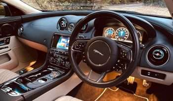 2015 XJ 5.0 V8 AUTOBIOGRAPHY full