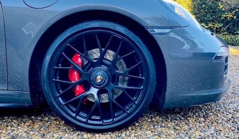 2014 PORSCHE CARRERA 4 GTS :SOLD: full