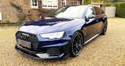 2018 AUDI RS4+ 2.9 ABT 1/50 :SOLD: