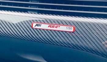 2018 AUDI RS4+ 2.9 ABT 1/50 :SOLD: full