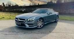 2015 MERCEDES SL500 4.7 V8 :SOLD: