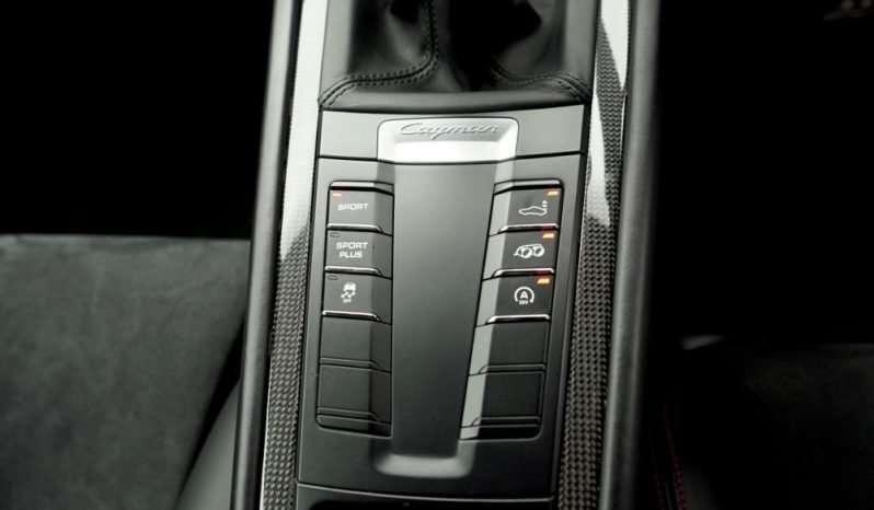 2014 PORSCHE CAYMAN 981 GTS full