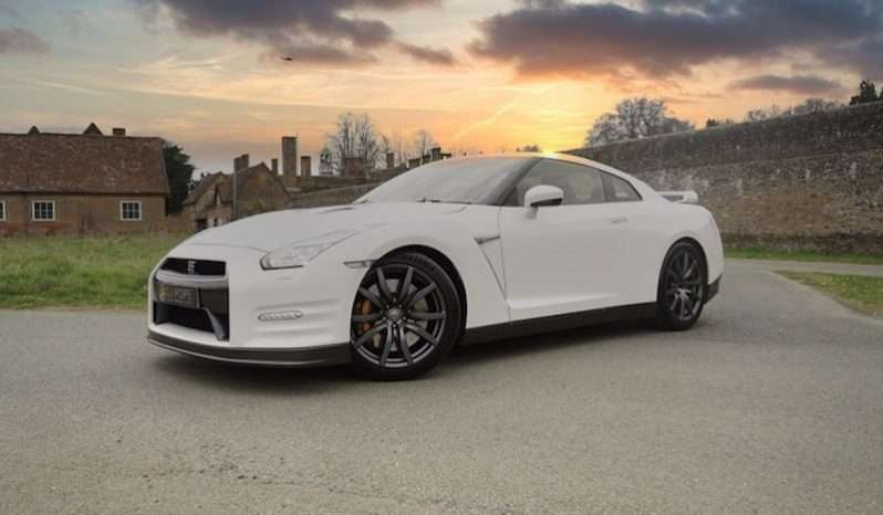 2016 NISSAN GT-R 3.8 RECARO :SOLD: full