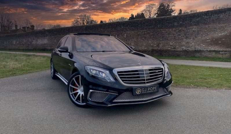 2015 MERCEDES-BENZ S63L AMG :SOLD: full