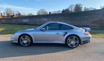 2008 PORSCHE 911 997.1 TURBO full