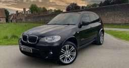 2012 BMW X5 30D M SPORT