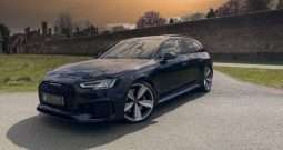 2019 AUDI RS4 AVANT 2.9 SPORTS EDITION :SOLD: