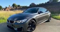 2016 BMW M4 3.0 DCT