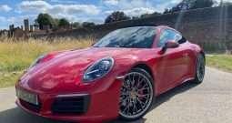 2016 PORSCHE 911 991.2 CARRERA 4S