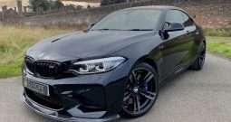 2018 BMW M2 3.0 DCT